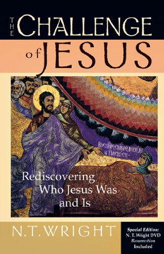 9780830838325: The Challenge of Jesus (with DVD)