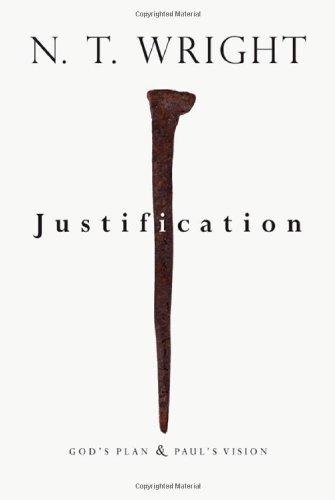 9780830838639: Justification: God's Plan & Paul's Vision