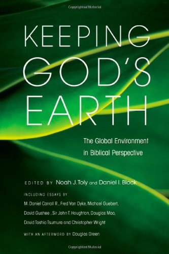 9780830838837: Keeping God's Earth: The Global Environment in Biblical Perspective
