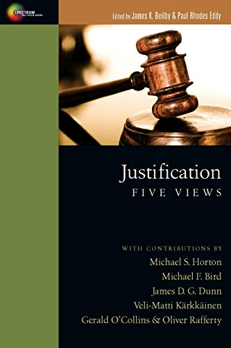 9780830839445: Justification: Five Views (Spectrum Multiview Books)