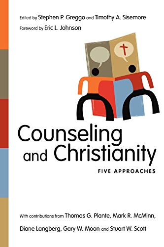 9780830839780: Counseling and Christianity: Five Approaches