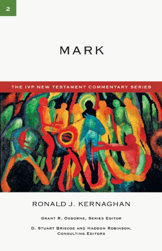 9780830840021: Mark (The IVP New Testament Commentary Series)
