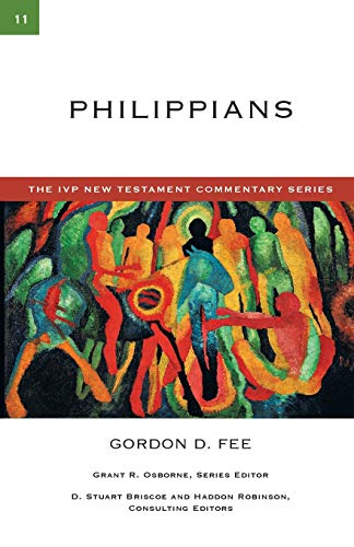 9780830840113: Philippians (The Ivp New Testament Commentary Series)