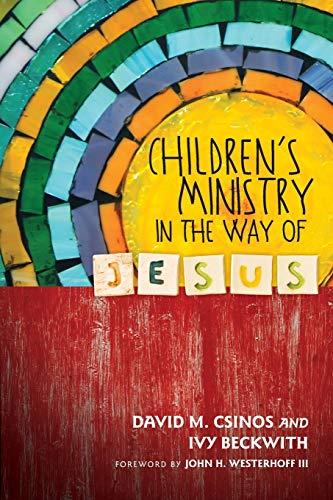 9780830841080: Children's Ministry in the Way of Jesus