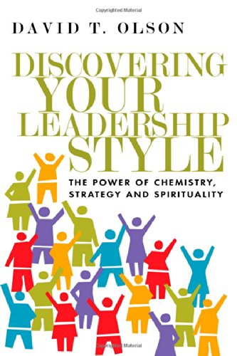 9780830841134: Discovering Your Leadership Style: The Power of Chemistry, Strategy and Spirituality