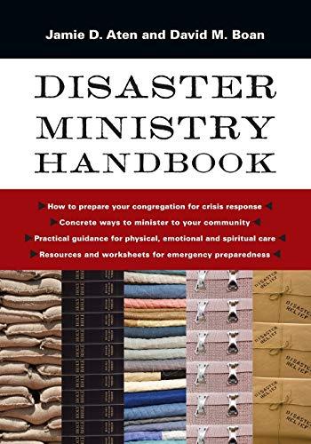 9780830841226: Disaster Ministry Handbook