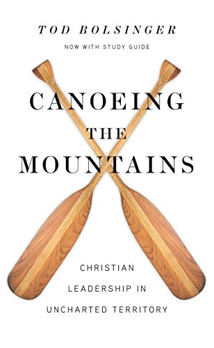 9780830841479: Canoeing the Mountains: Christian Leadership in Uncharted Territory