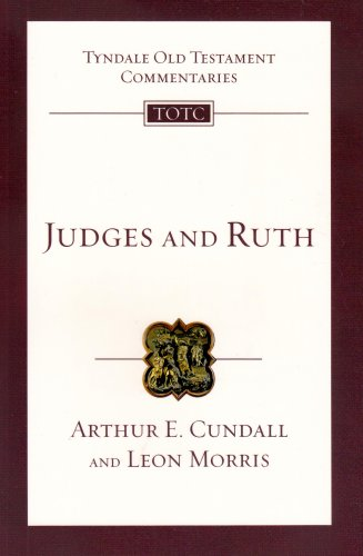 9780830842070: Judges and Ruth (Tyndale Old Testament Commentaries)