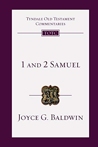 9780830842087: 1 and 2 Samuel (Tyndale Old Testament Commentaries)