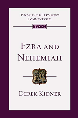 9780830842124: Ezra and Nehemiah (Tyndale Old Testament Commentaries)
