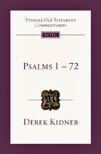 9780830842155: Psalms 1-72 (Tyndale Old Testament Commentaries)