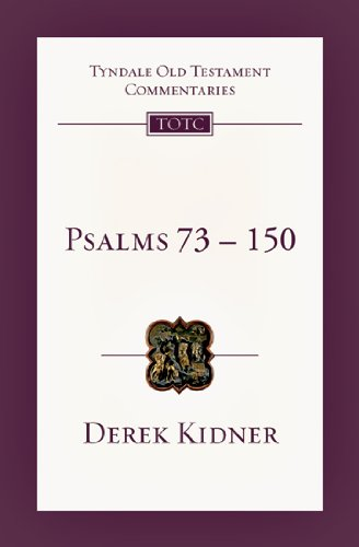 9780830842162: Psalms 73-150: An Introduction and Commentary (Tyndale Old Testament Commentaries)