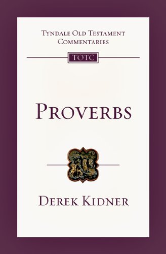 9780830842179: Proverbs: 17 (Tyndale Old Testament Commentaries)