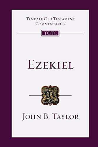 9780830842223: Ezekiel (Tyndale Old Testament Commentaries)