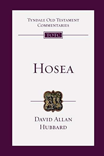 9780830842247: Hosea (Tyndale Old Testament Commentaries)