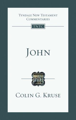 9780830842346: John (Tyndale New Testament Commentaries)