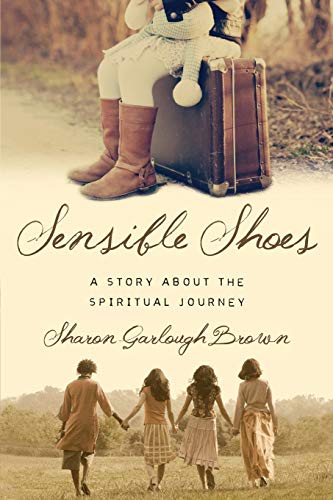 Sensible Shoes 9780830843053 A 2013 Midwest Publishing Awards Show Honorable Mention Sharon Garlough Brown tells the moving story of four strangers as they embark together on a journey of spiritual formation: Hannah, a pastor who doesn't realize how exhausted she is. Meg, a widow and recent empty-nester who is haunted by her past. Mara, a woman who has experienced a lifetime of rejection and is now trying to navigate a difficult marriage. Charissa, a hard-working graduate student who wants to get things right. You're invited to join these four women as they reluctantly arrive at a retreat center and find themselves drawn out of their separate stories of isolation and struggle and into a collective journey of spiritual practice, mutual support and personal revelation. Along the way, readers will be taken into a new understanding of key spiritual practices and find tangible support for the deeper life with God. If you want to travel this journey with others, you will find a group study guide and book club resources at www.sensibleshoesclub.com.