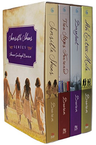 9780830843343: Sensible Shoes, Two Steps Forward, Barefoot, and An Extra Mile - Boxed Set