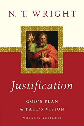 9780830851393: Justification: God's Plan & Paul's Vision