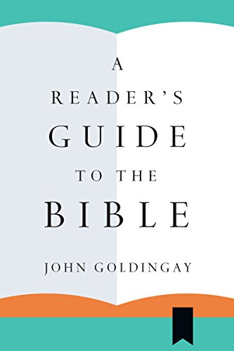 Book Cover: A Reader's Guide to the Bible