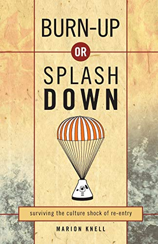 9780830856176: Burn Up or Splash Down: Surviving the Culture Shock of Re-Entry