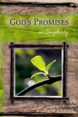 9780830856725: God's Promises on Simplicity