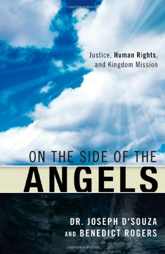 9780830857203: On the Side of the Angels: Justice, Human Rights, and Kingdom Mission