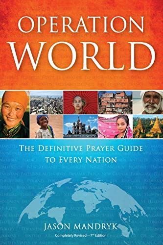 9780830857241: Operation World: The Definitive Prayer Guide to Every Nation (Operation World Set)