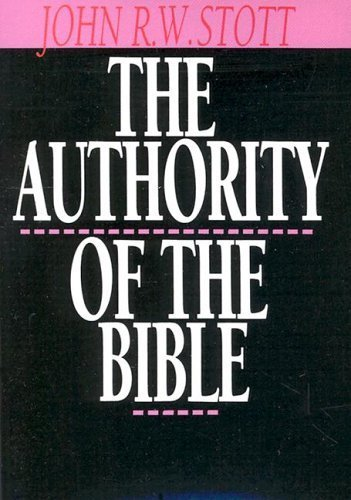 9780830865475: The Authority of the Bible (5 Pack)