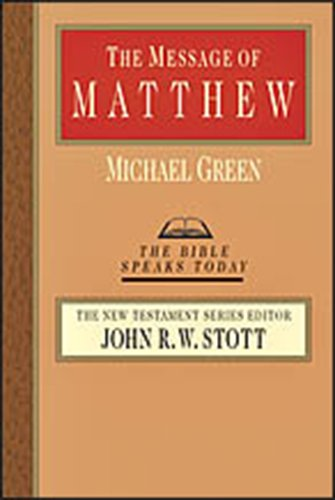 9780830881833: The Bible Speaks Today Series - New Testament Set