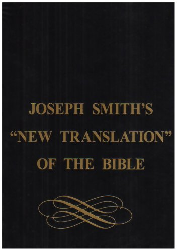 9780830900329: Joseph Smith's New Translation of the Bible