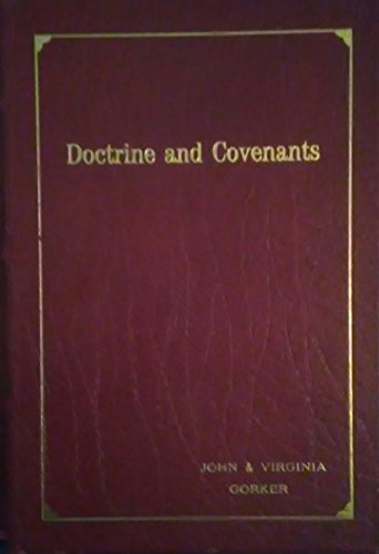 Book of Doctrine and Covenants: not given