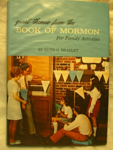 9780830901159: Great themes from the Book of Mormon for family activities,