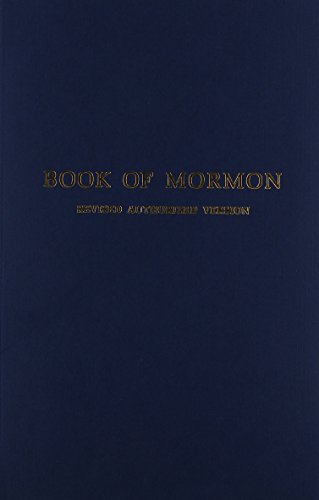 9780830902736: Book of Mormon (Revised Authorized Version)