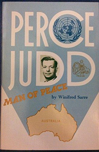 9780830903771: Perce Judd, man of peace