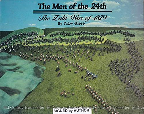 9780830904884: The Men of the 24th: The Zulu War of 1879