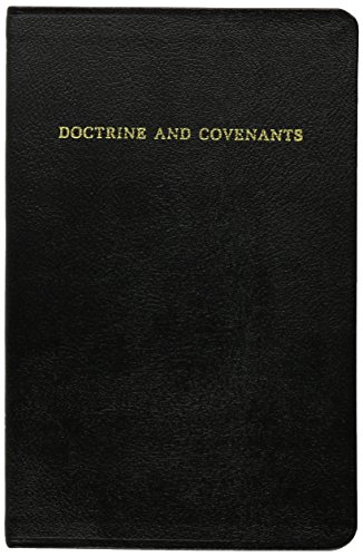 9780830905812: Doctrine and Covenants (Leatherbound)