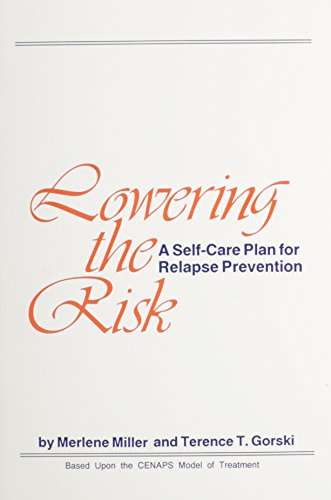 9780830906093: Lowering the Risk: A Self-Care Plan for Relapse Prevention