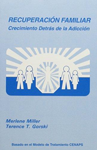 9780830906970: Recuperacion Familiar: Crecimientio Detras de la Adiccion (Spanish Edition)