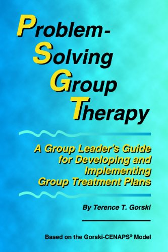 9780830907168: Problem-Solving Group Therapy: A Group Leader's Guide for Developing and Implementing Group Treatment Plans