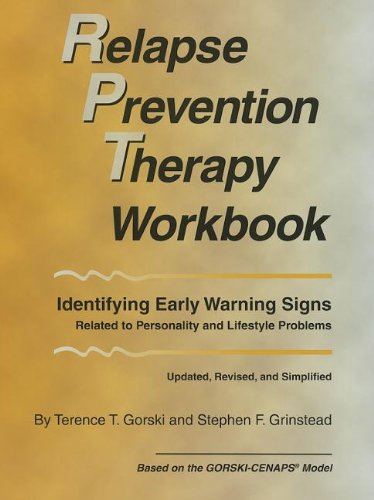 9780830914876: Relapse Prevention Therapy Workbook, Revised Edition