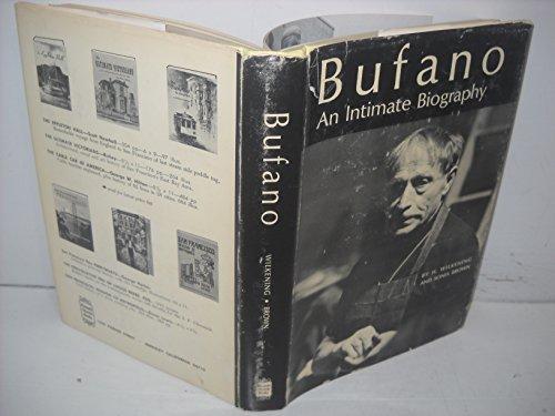 9780831070892: Bufano: An Intimate Biography