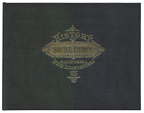 Reproduction of Thompson and West's History of Sutter County, California: Chamberlain, William...