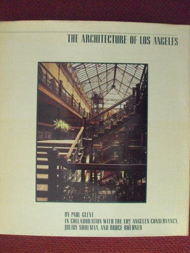 9780831071424: The Architecture of Los Angeles