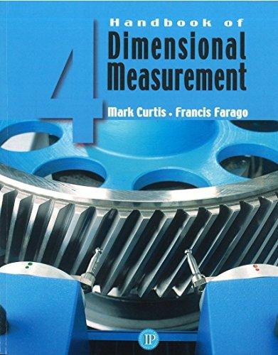 9780831102043: Handbook of Dimensional Measurement