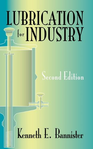 9780831102135: Lubrication for Industry Second Edition