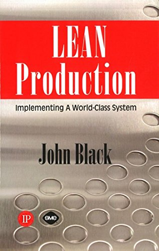 9780831102142: Lean Production: Implementing a World-Class System