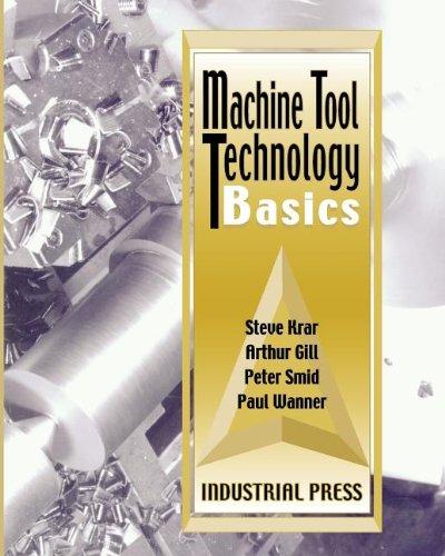 9780831102197: Machine Tool Technology Basics