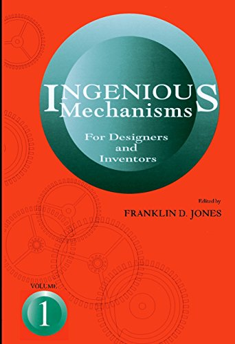 9780831110291: Ingenious Mechanisms for Designers and Inventors, 1930-67 (Volume 1) (Ingenious Mechanisms for Designers & Inventors)