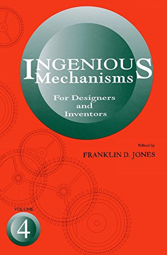 9780831110321: Ingenious Mechanisms for Designers and Inventors, 1930-67 (Volume 4) (Ingenious Mechanisms for Designers & Inventors)